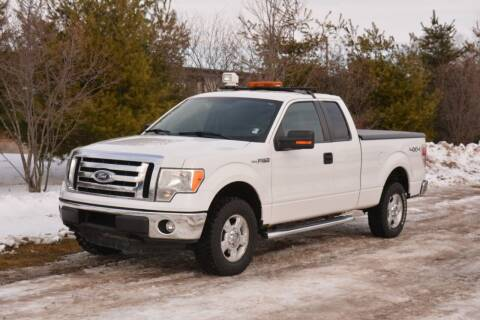 2012 Ford F-150 for sale at Mountain Truck Center in Medley WV