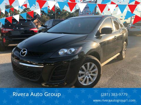 2010 Mazda CX-7 for sale at Rivera Auto Group in Spring TX