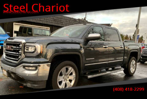 2018 GMC Sierra 1500 for sale at Steel Chariot in San Jose CA