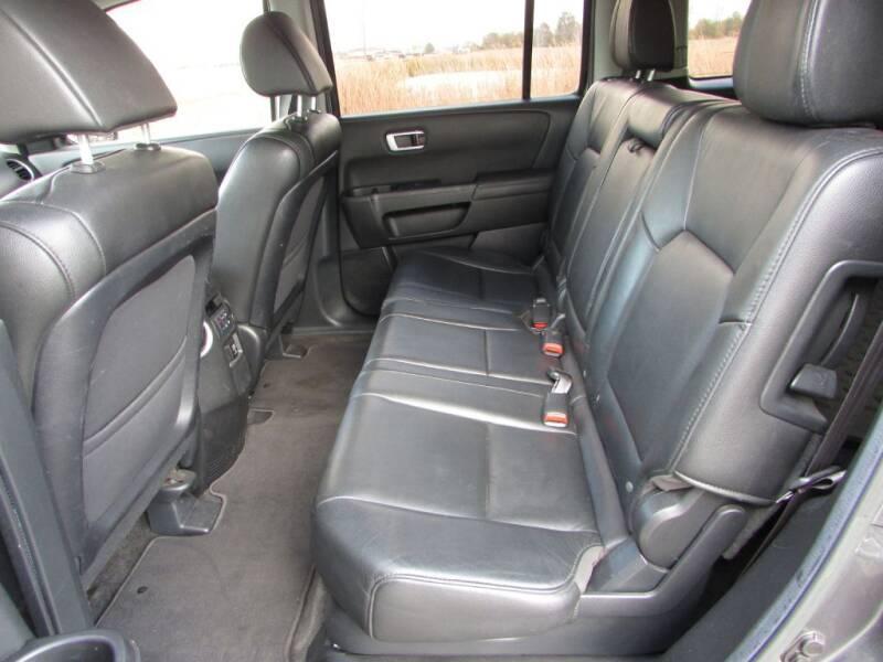 2013 Honda Pilot 4x4 EX-L 4dr SUV - Delaware OH