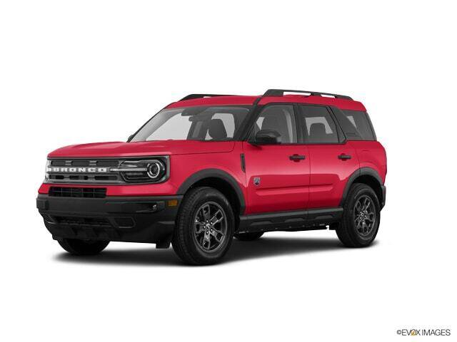 2021 Ford Bronco Sport for sale at BROADWAY FORD TRUCK SALES in Saint Louis MO