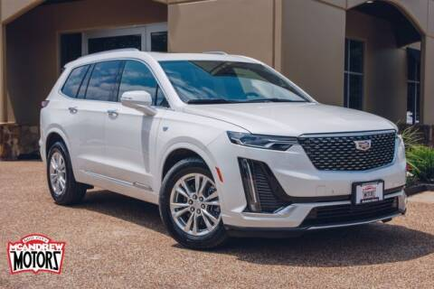 2022 Cadillac XT6 for sale at Mcandrew Motors in Arlington TX