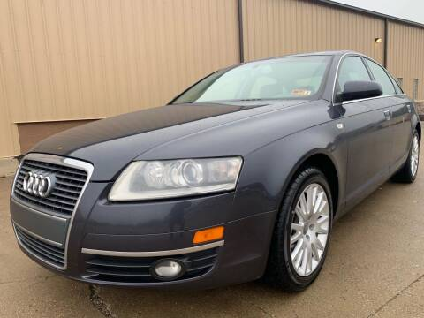 2006 Audi A6 for sale at Prime Auto Sales in Uniontown OH