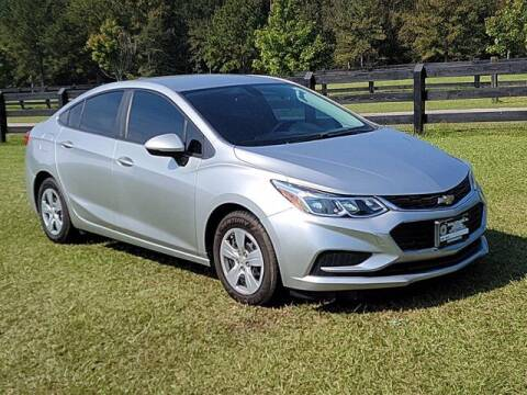 2016 Chevrolet Cruze for sale at Bratton Automotive Inc in Phenix City AL
