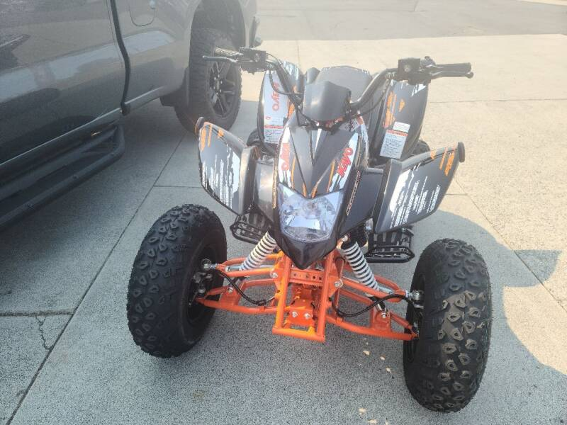 2021 KAYO Storm 180 for sale at WolfPack PowerSports in Moses Lake WA