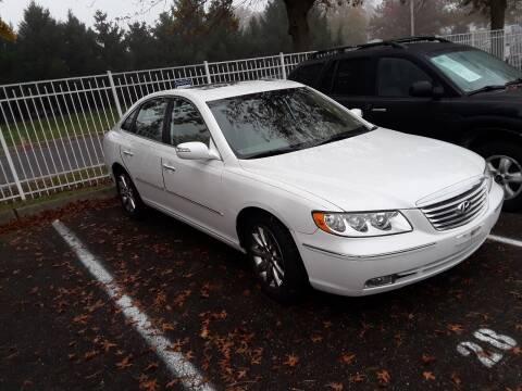 2009 Hyundai Azera for sale at Hipps Integrity Auto Sales in Delran NJ