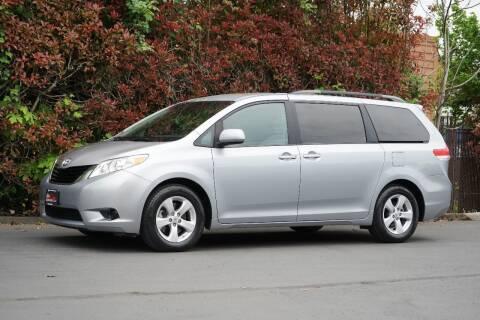 2014 Toyota Sienna for sale at Beaverton Auto Wholesale LLC in Hillsboro OR