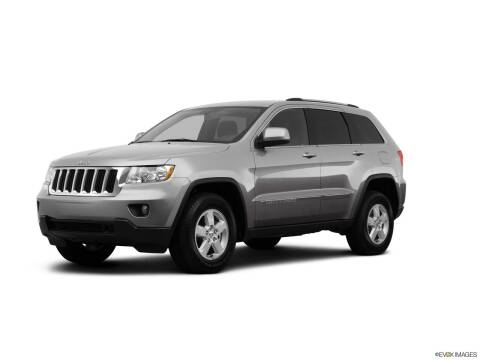2012 Jeep Grand Cherokee for sale at West Motor Company in Hyde Park UT