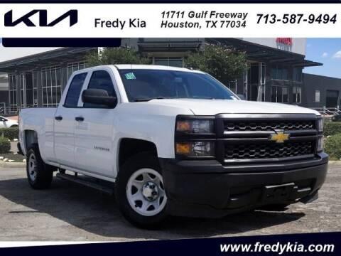 2015 Chevrolet Silverado 1500 for sale at FREDY KIA USED CARS in Houston TX