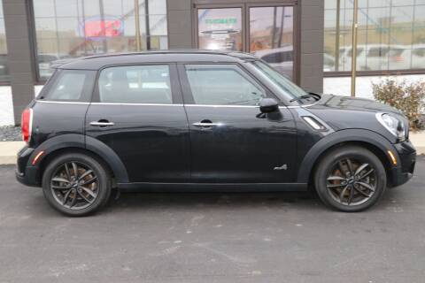 2012 MINI Cooper Countryman for sale at Ultimate Auto Deals DBA Hernandez Auto Connection in Fort Wayne IN