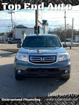 2012 Honda Pilot for sale at Top End Auto in North Atteboro MA