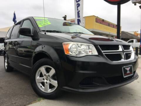 2013 Dodge Grand Caravan for sale at Auto Express in Chula Vista CA