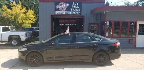2015 Ford Fusion for sale at Stach Auto in Edgerton WI
