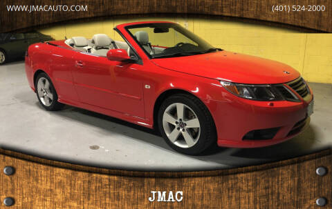 2010 Saab 9-3 for sale at JMAC in Attleboro MA