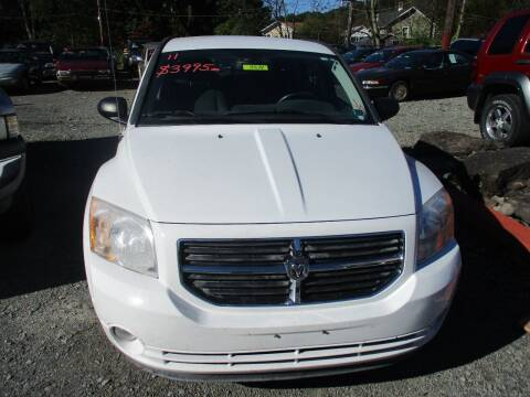 2011 Dodge Caliber for sale at FERNWOOD AUTO SALES in Nicholson PA