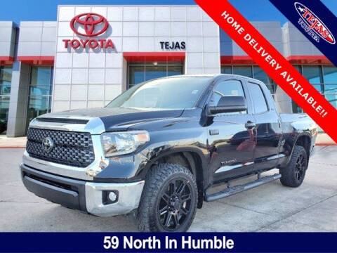 2020 Toyota Tundra for sale at TEJAS TOYOTA in Humble TX