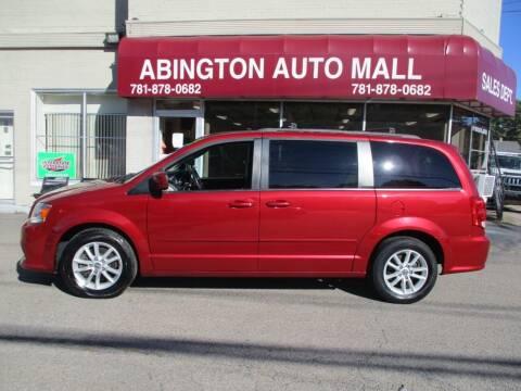 2015 Dodge Grand Caravan for sale at Abington Auto Mall LLC in Abington MA