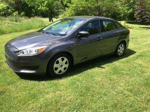2016 Ford Focus for sale at CESSNA MOTORS INC in Bedford PA