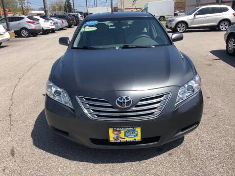 2007 Toyota Camry Hybrid for sale at MR Auto Sales Inc. in Eastlake OH