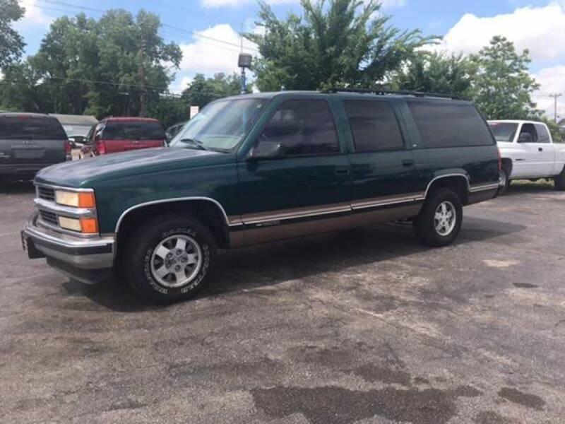 1998 Chevrolet Suburban for sale at Dave-O Motor Co. in Haltom City TX