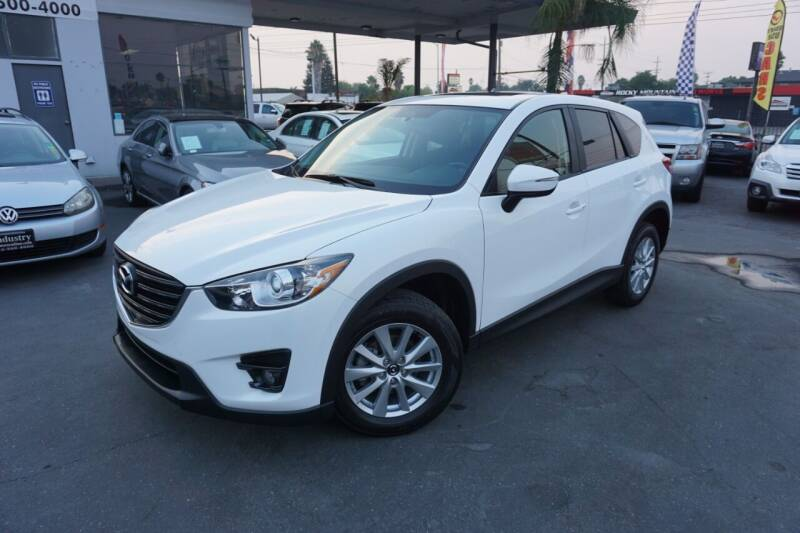 2016 Mazda CX-5 for sale at Industry Motors in Sacramento CA