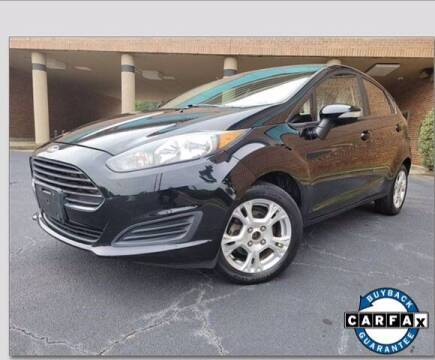 2016 Ford Fiesta for sale at Carma Auto Group in Duluth GA
