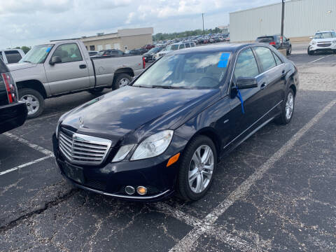 2011 Mercedes-Benz E-Class for sale at Ultimate Motors in Port Monmouth NJ