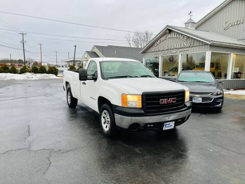 2007 GMC Sierra 1500 for sale at Empire Alliance Inc. in West Coxsackie NY