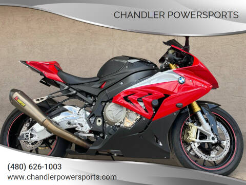 2015 BMW S1000RR for sale at Chandler Powersports in Chandler AZ