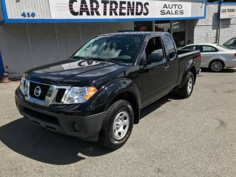 2016 Nissan Frontier for sale at Car Trends 2 in Renton WA