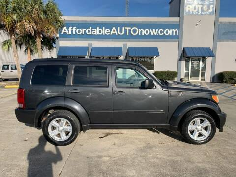 2011 Dodge Nitro for sale at Affordable Autos in Houma LA
