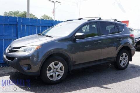 2015 Toyota RAV4 for sale at Michael's Auto Sales Corp in Hollywood FL
