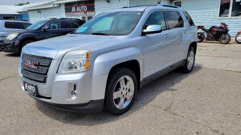 2013 GMC Terrain for sale at JR Auto in Brookings SD