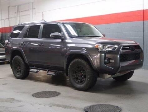 2020 Toyota 4Runner for sale at CU Carfinders in Norcross GA