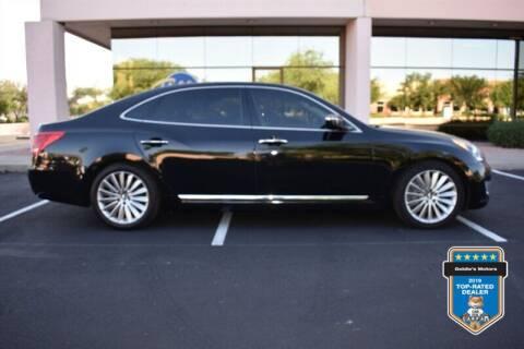 2016 Hyundai Equus for sale at GOLDIES MOTORS in Phoenix AZ