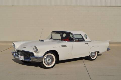 1957 Ford Thunderbird for sale at Select Motor Group in Macomb Township MI