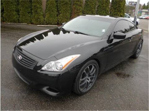 2009 Infiniti G37 Coupe for sale at Klean Carz in Seattle WA