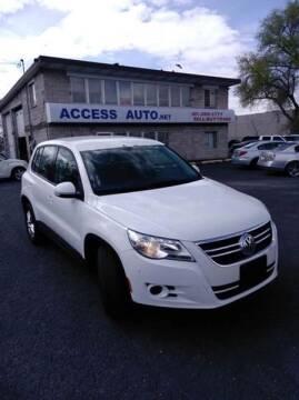 2011 Volkswagen Tiguan for sale at Access Auto in Salt Lake City UT
