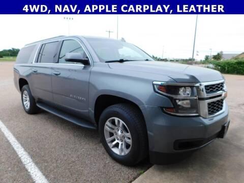 2019 Chevrolet Suburban for sale at Stanley Chrysler Dodge Jeep Ram Gatesville in Gatesville TX