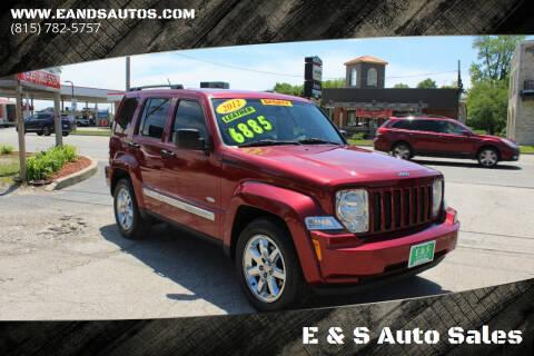 2012 Jeep Liberty for sale at E & S Auto Sales in Crest Hill IL