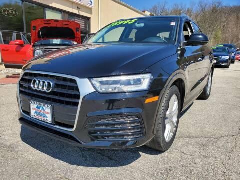 2016 Audi Q3 for sale at Auto Wholesalers Of Hooksett in Hooksett NH