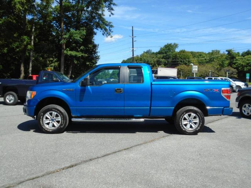 2010 Ford F-150 4x4 STX 4dr SuperCab Styleside 6.5 ft. SB - Westminster MD