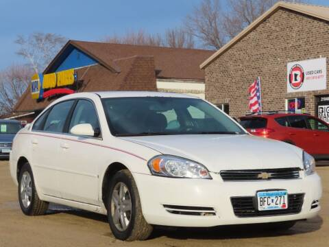 2006 Chevrolet Impala for sale at Big Man Motors in Farmington MN
