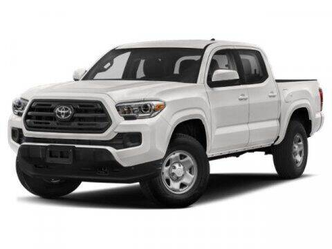 2019 Toyota Tacoma for sale at Strosnider Chevrolet in Hopewell VA
