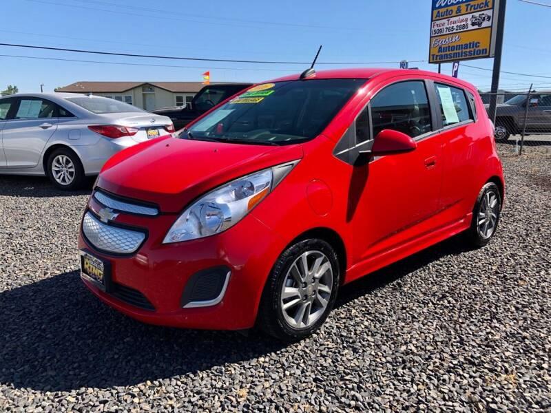 2016 Chevrolet Spark EV for sale in Moses Lake, WA
