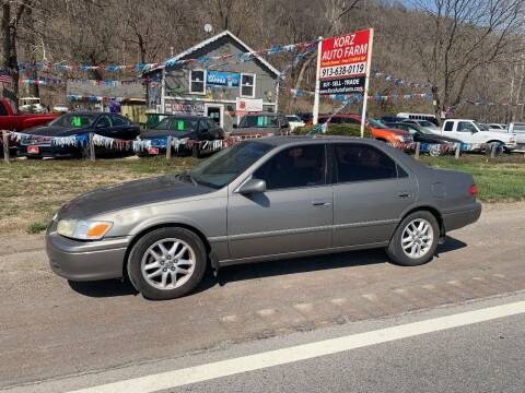 2001 Toyota Camry for sale at Korz Auto Farm in Kansas City KS