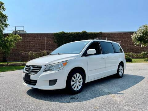 2012 Volkswagen Routan for sale at RoadLink Auto Sales in Greensboro NC