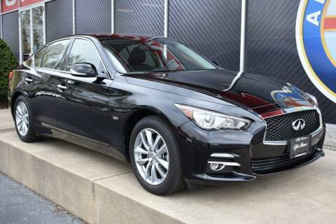 2017 Infiniti Q50 for sale at Alfa Romeo & Fiat of Strongsville in Strongsville OH