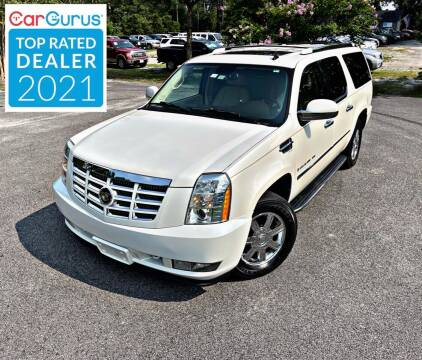 2007 Cadillac Escalade ESV for sale at Brothers Auto Sales of Conway in Conway SC