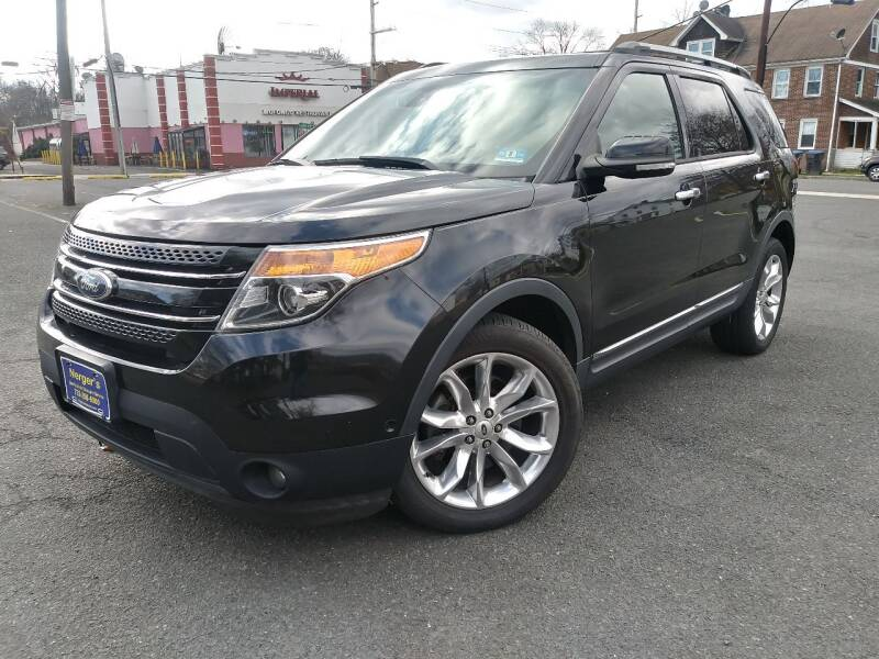 2014 Ford Explorer for sale at Nerger's Auto Express in Bound Brook NJ